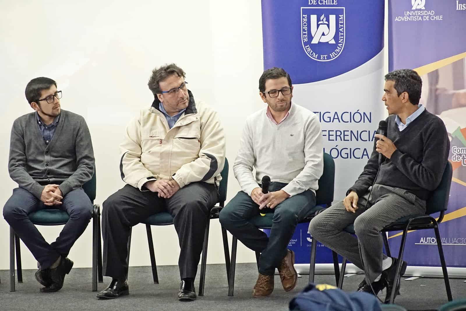Conversatorio en Innovación y Tecnología para la Agricultura en la UnACh