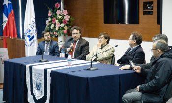 En la UnACh Desarrollan Conversatorio Sobre Desarrollo de Ñuble