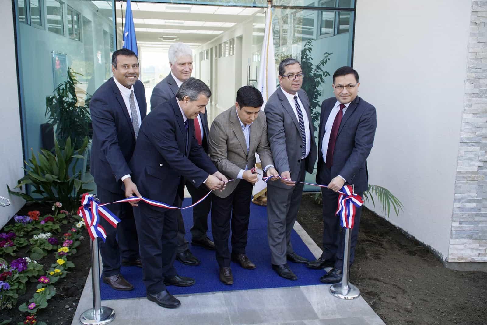 Universidad Adventista de Chile Inauguró Nuevo Edificio de Aulas