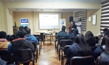 Carrera de Pedagogía en Historia y Geografía inicia Ateneo en Biblioteca Municipal de Chillán