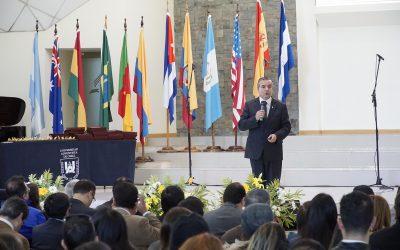 UnACh Celebró un Nuevo Aniversario Institucional