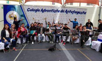 Banda Instrumental de la UnACh Realiza Gira por el Norte de Chile