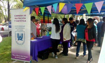 CIAS de la Universidad Adventista de Chile Cerró Actividades 2018