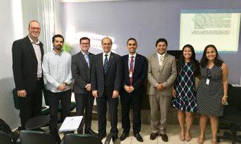 Director de Educación Física Integró Comisión de Trabajo en Brasil