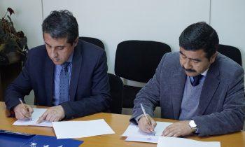 Carrera de Psicología Firma Convenio con Liceo de San Nicolás