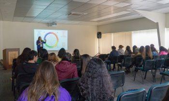 Alumnos de Pregrado Participan en Jornada de Psicología Laboral