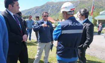 UnACh Estuvo Presente en Simulacro de Erupción Volcánica