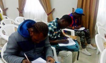 Concluyó Proyecto Enseñanza del español para Haitianos