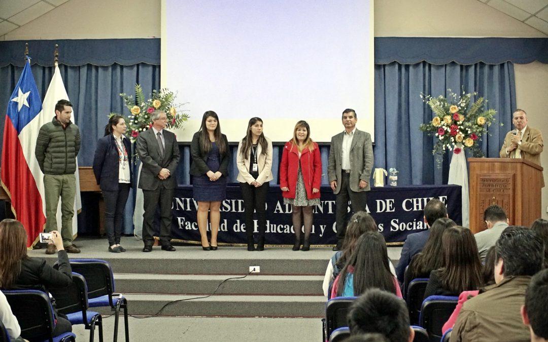 """Con Ceremonia Especial Concluye """"Elige Pedagogía… Elige UnACh"""""""