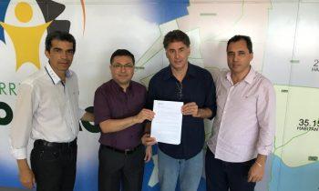 UnACh Firmó Convenio con Entidad Brasileña Fundetec