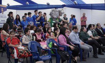 UnACh Participó en Feria de Reciclaje