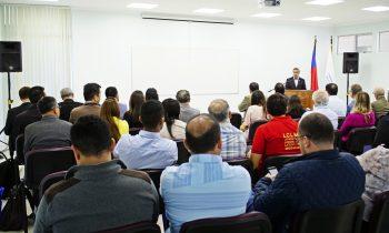 Universidad Adventista Inicio Año Académico de Posgrado
