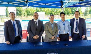 UnACh Firmó Convenio con Instituto Nacional de Deportes