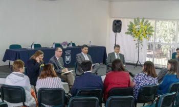 Comisión Internacional Evaluó Apertura de Doctorado en Educación