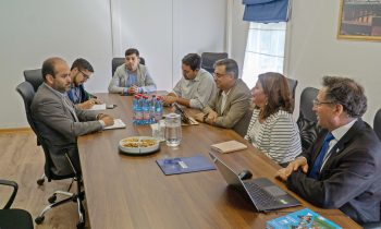 Autoridades Académicas se Reúnen con Representantes de Agencia del Gobierno de Estados Unidos