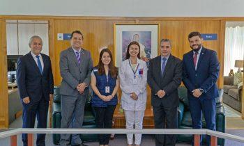 SEREMI de Salud de Ñuble Visitó Universidad Adventista de Chile