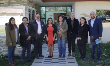 PAR Explora Conicyt Ñuble sostuvo segunda reunión en campus de la Universidad adventista de Chile.