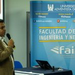 La Facultad de Ingeniería y Negocios (FAIN) realizó el lanzamiento de la plataforma Slang