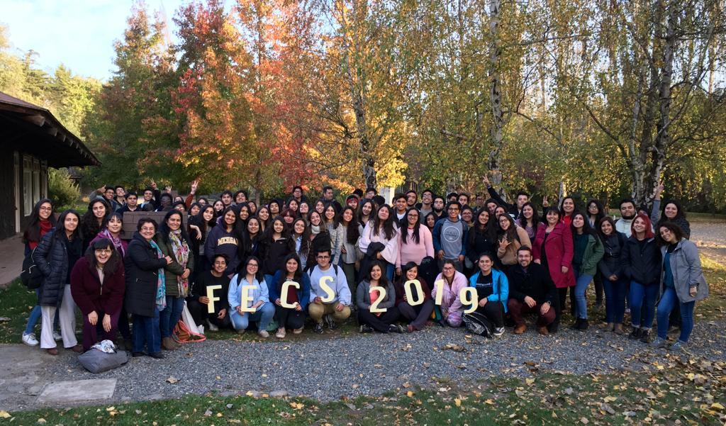 Facultad de Educación y Ciencias Sociales realizó retiros espirituales para los estudiantes de primer año