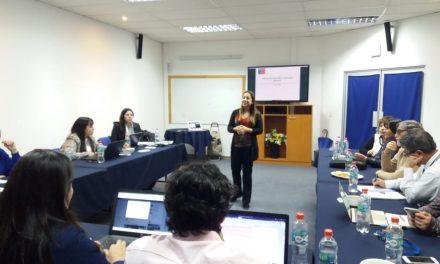 FECS realizó mesa técnica de trabajo junto a la secretaria Técnica de Desarrollo Profesional Docente de la Región de Ñuble