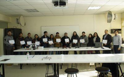 FAIN y FECS capacitan a profesores de la Fundación Julián Ocampo