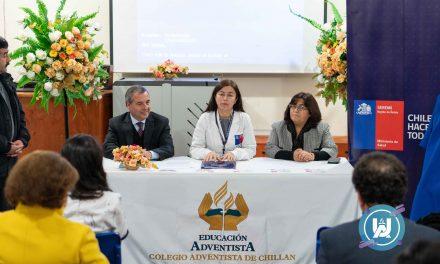 La UnACh participa del Día sin tabaco y es reconocida como la primera universidad libre de humo de tabaco en la región de Ñuble