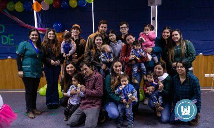 Educación Parvularia realiza VII Encuentro de Psicomotricidad Infantil