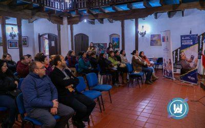 """Culmina en Chillán Viejo Proyecto de VcM """"Manéjate en las finanzas"""""""