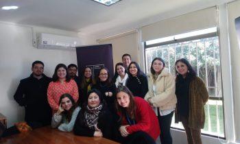 """UnACh participa de mesa técnica para la conformación del comité ejecutivo """"Plan de la lectura región de Ñuble"""""""