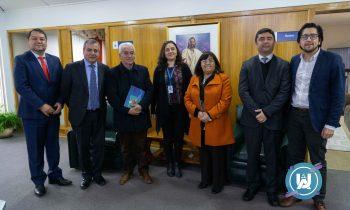 Universidad Adventista firma Convenio Marco de Cooperación con la municipalidad de Yungay