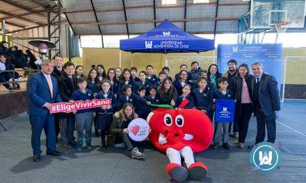 UnACh firma convenio de Colaboración con la Municipalidad de Quirihue