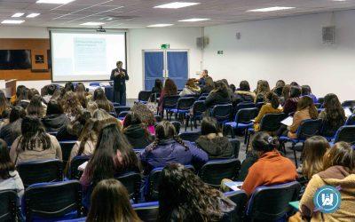 Carrera Pedagogía en Educación Diferencial realizó Jornada de Actualización