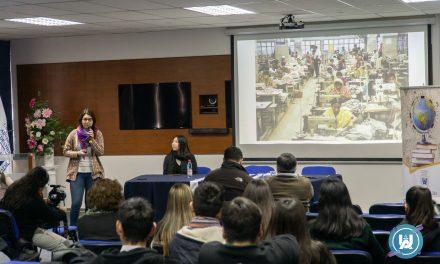 Carrera de Pedagogía en Historia y Geografía realizó V Jornada Interdisciplinaria