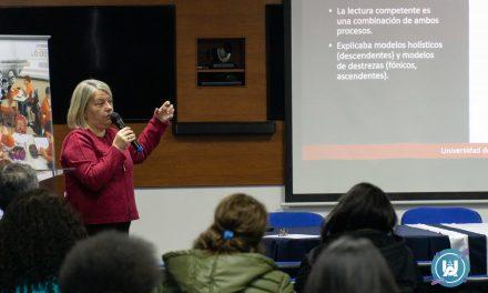 Carrera de Pedagogía en Lenguaje y Comunicación realizó Jornada de Actualización