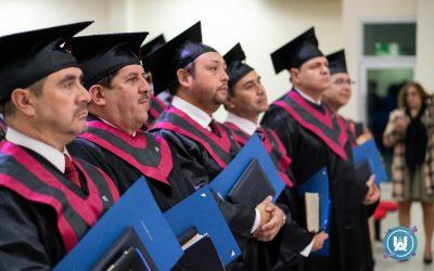 Ceremonia de Licenciatura en Teología se realizó en la UnACh