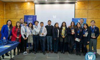 Pedagogía en Lengua Castellana y Comunicación realizó final del  I Torneo Interescolar de Debate región de Ñuble