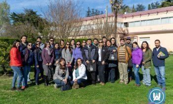 UnACh dicta capacitación en Técnicas de Compostaje a 35 funcionarios de la salud de la región de Ñuble