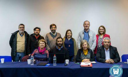 Directores de carrera de Psicología de Universidades de la Región de Ñuble y Bio Bío se reunieron en la UnACh
