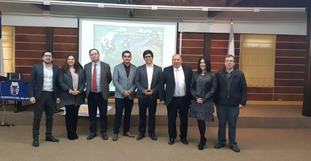La UnACh participó de Taller de Percepción de Futuro en la región de Ñuble