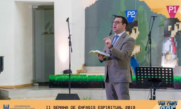 Universidad Adventista de Chile vivió emotiva Semana de Énfasis Espiritual