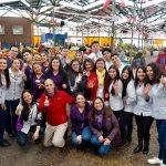 Carrera de Nutrición y Dietética participó de la conmemoración del Día Mundial de la Alimentación en Chillán