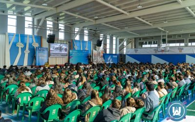 FAIN realizó lanzamiento de convenio en Centro Educacional Adventista Los Ángeles