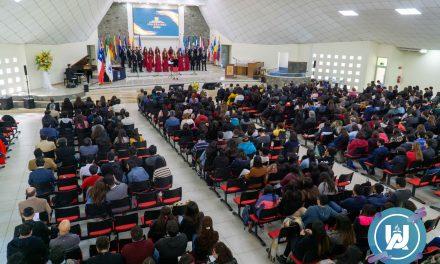 La Universidad Adventista de Chile vivió un nuevo aniversario