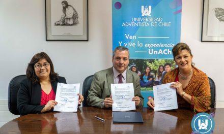 UnACh firma Convenio de Colaboración con la Universidad Veracruzana de México