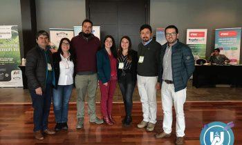 Tres alumnos de la carrera de Agronomía exponen TFC en el Primer Simposio Latinoamericano de Control Biológico