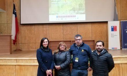 UnACh Participó en el II Seminario Regional Prevención del Hanta Virus
