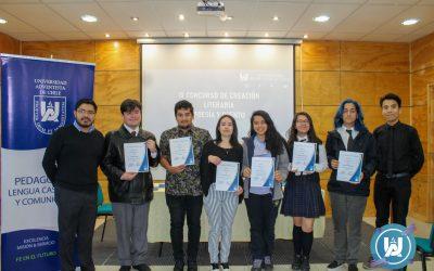 Universidad Adventista premió a ganadores de IV Concurso Literario
