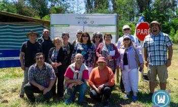 Dirigentes Sociales de Yungay visitaron la UnACh