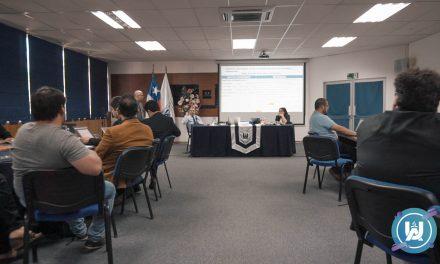 UnACh realiza Jornada de Actualización de la Planificación Estratégica Institucional