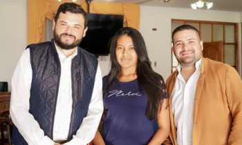 UNACH recibe a estudiantes de intercambio de la Universidad de Cundinamarca, Colombia
